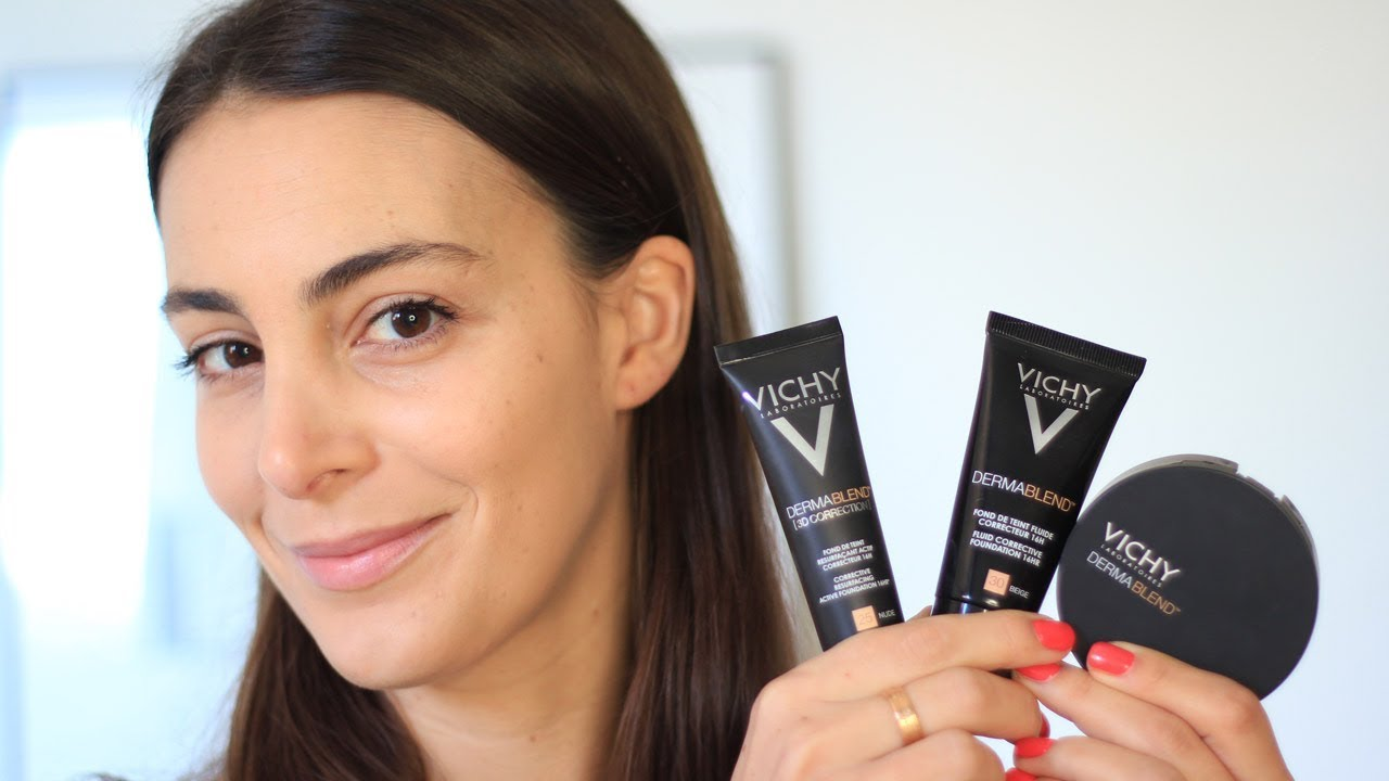 Maquillage Spécial Acné Tâches Vitiligo Youtube