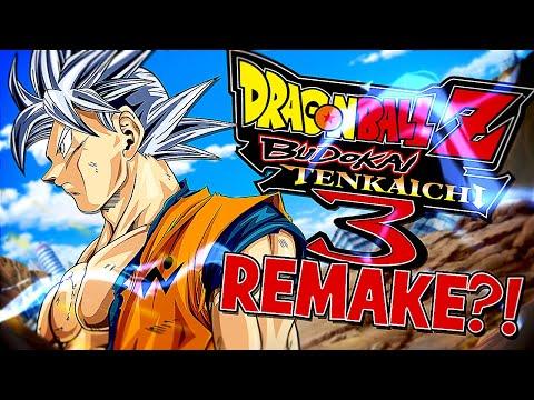 DRAGON BALL Z BUDOKAI TENKAICHI 3 REMAKE IN 2021?!