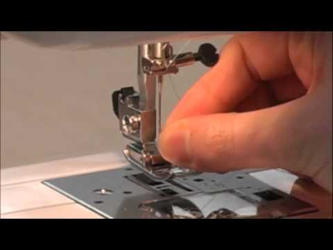 How To Thread A Janome Sewing Machine YouTube Interesting Janome 7025 Sewing Machine Manual