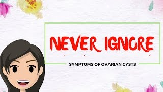Ovarian Cyst Rupture Symptoms You Should Never Ignore -- Cyst Burst