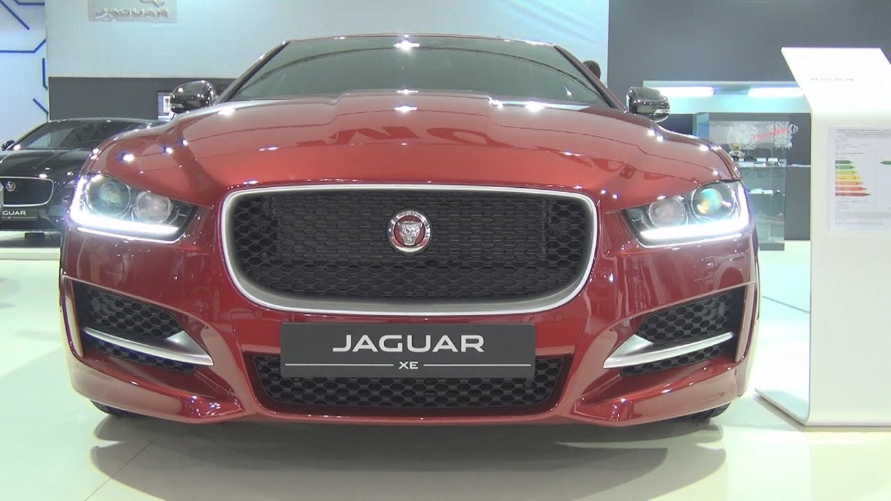 jaguar xe r sport 2 0 4d 180 2016 exterior and interior. Black Bedroom Furniture Sets. Home Design Ideas