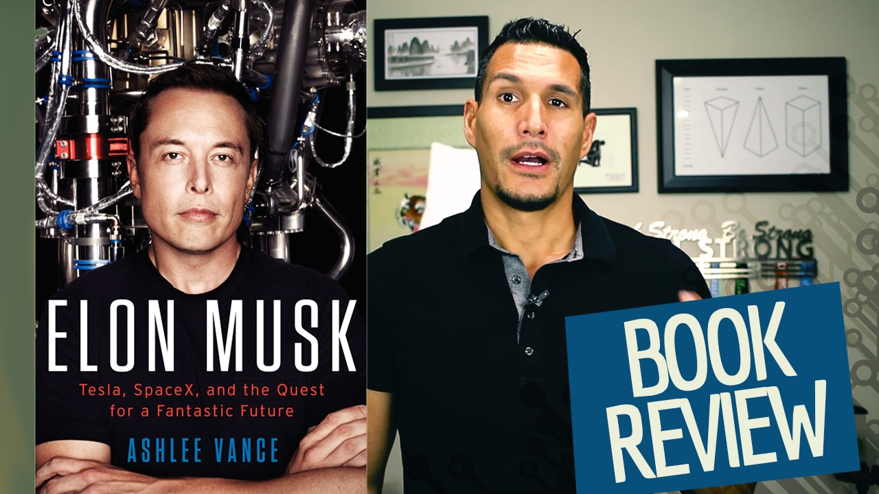 elon musk tesla spacex and the quest for a fantastic future book review
