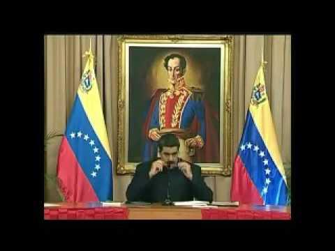 """Maduro respondió a Trump y a los países que exigen suspender la Constituyente """"Cubana"""""""
