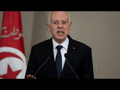 ...تونس: ترقب محلي ودولي بشأن استئناف المسار الديمقراطي.  - نشر قبل 18 دقيقة