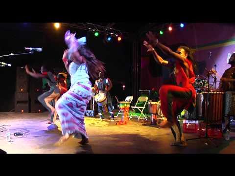 Montserrat African Music Festival - March 2015