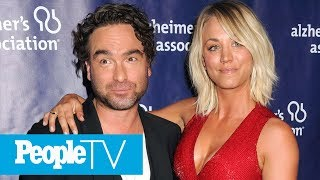 Big Bang Theory Finale: Kaley Cuoco & Johnny Galecki's Characters Are Having A Baby | PeopleTV