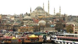 Istanbul day and night - Isztambul nappal és éjjel 2013. 02. 02-03.