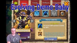 Evolving Demogorgon Castle Clash