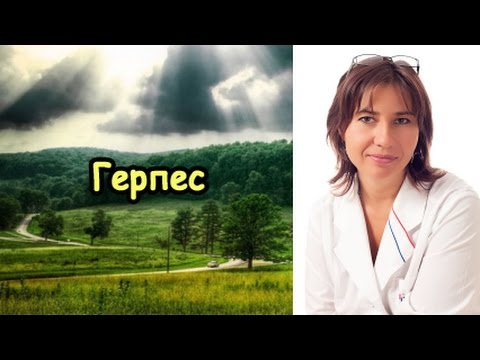 Герпес на половом члене: фото и лечение