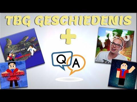 DE GESCHIEDENIS VAN TBG + Q&A