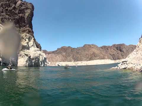 Jetski trip to Hoover Dam