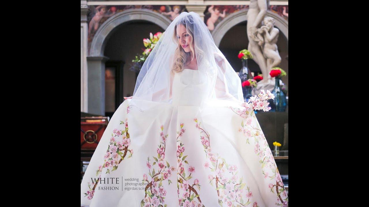 Dolce gabbana bride destination wedding in florence for Dolce and gabbana wedding dresses
