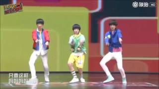 [TF家族] Live stage COVER Just Right