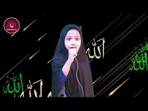Kalarab Song Allah Allah By Najwa Bukhari || Islamic Song || Bangla Islami Sangit || আল্লাহ আল্লাহ