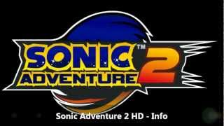 Sonic Adventure 2 HD - DLC And a Character is Back