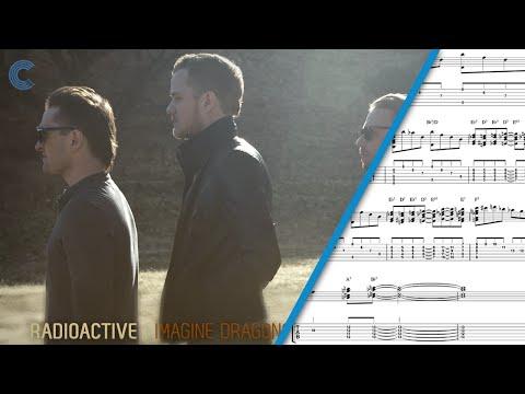 Radioactive - Imagine Dragons - Violin - Sheet Music, Chords and Vocal