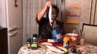 Как замариновать скумбрию в домашних условиях(как замариновать скумбрию в домашних условиях - мой рецепт с луком, очень вкусно., 2014-11-18T20:17:05.000Z)
