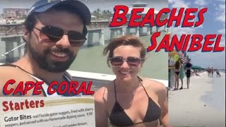 FLORIDA ADVENTURE!! Cape Coral/Fort Myers/Beaches 2016