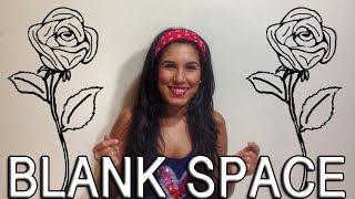 Blank Space - Taylor Swift - Español cover - A capela - Mariafer