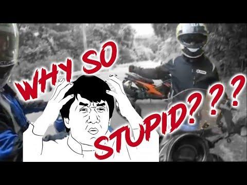 Yamaha Aerox & Nmax Road Rage Reaction @ Kaybiang Tunnel Ride