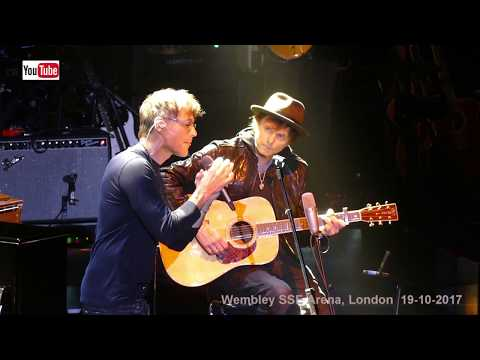 a-ha live acoustic - Take on me (HD) Full version - Wembley SSE Arena -19-10-2017