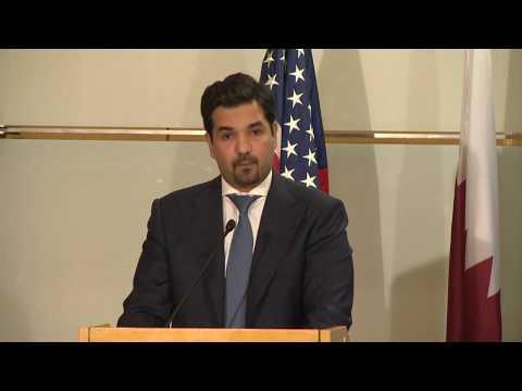 World Affairs TODAY Season 13 Episode 1: Ambassador of Qatar
