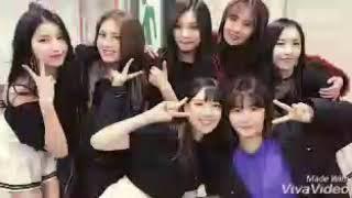 Kpop idol join Gfriends concert Season of Gfriend