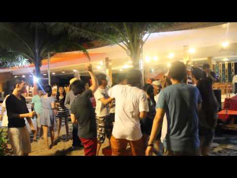Kompong Som Beach - Cambodia Travel - Visit Cambodia - Beach Party - PUC Student
