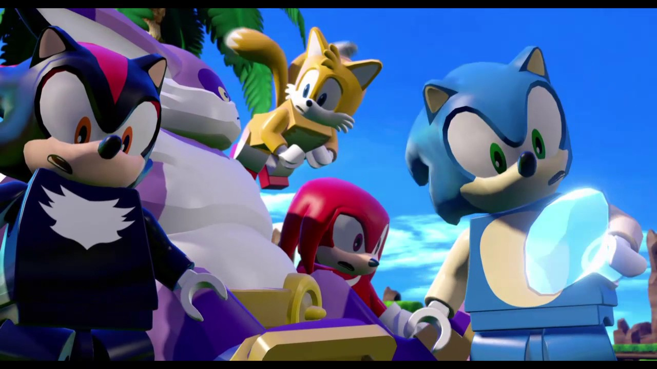 Sonic boom lego dimensions youtube - Lego sonic boom ...