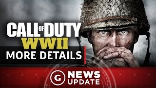Call Of Duty WWII Leak Shows Release Date, Story Details, And More - GS News Update