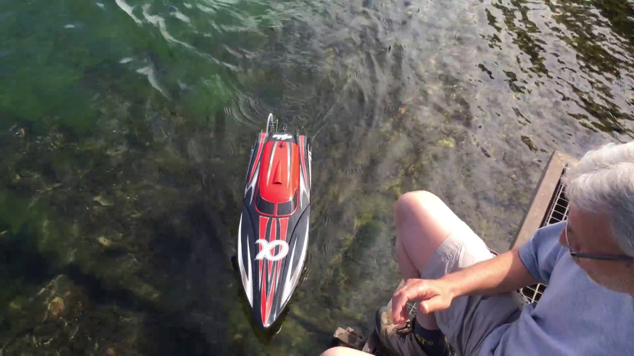 Octura Boat Props