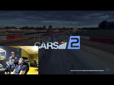 Project CARS 2 Developer Stream #1: Car Handling