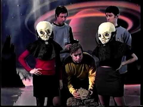 Star Trek   Strange Planet