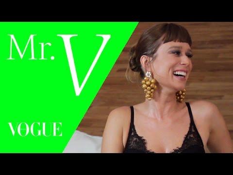 """""""Eu adoro bloco de rua!"""", revela Mariana Ximenes para Mister V"""