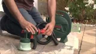 Краскораспылитель (краскопульт) Bosch PFS 65 и PFS 55(, 2014-08-27T13:18:31.000Z)