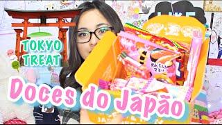 TÁ DOCE DO JAPÃO TÁ FAVORÁVEL #TokyoTreat
