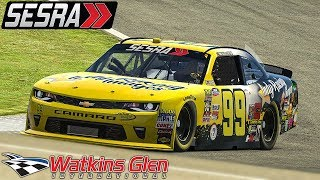 iRacing - SESRA Round 8 of 20 at Watkins Glen