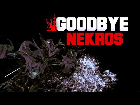 Warframe - ITs Over For Nekros Prime Say Goodbye!
