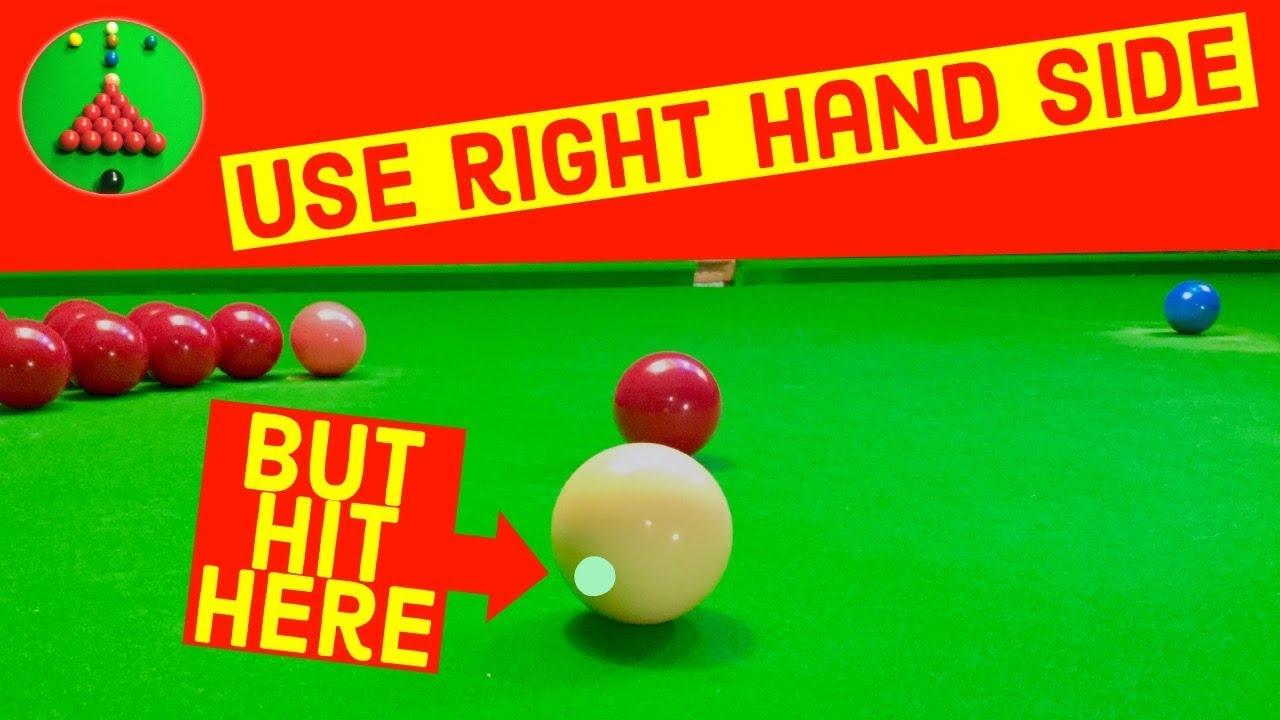 Snooker Reverse Side - YouTube