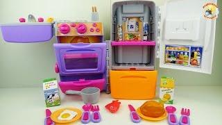 видео Кухонные игрушки для девочек
