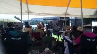 23rd Adirondack Folk Music Festival: The Modern Grass Quintet 8/12/12