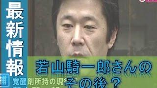 若山騎一郎 薬物逮捕と二度の離婚…2世俳優・若山騎一郎さんのその後!!! 若山騎一郎 検索動画 3