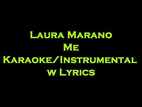Laura Marano - Me KaraokeInstrumental w
