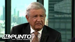 ¿Enjuiciaría a Peña Nieto? ¿Son Maduro y Castro dictadores? Así respondió el candidato López Obrador