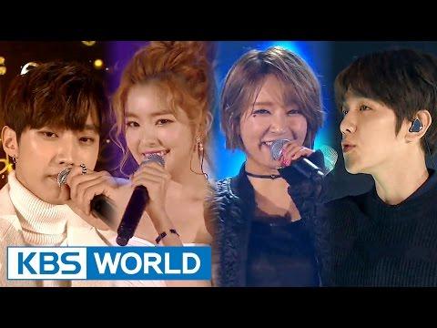 2015 KBS Song Festival | 2015 KBS 가요대축제 - Part 2 (2016.01.23)