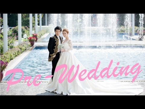 OUR PRE-WEDDING PHOTOSHOOT MV ♥
