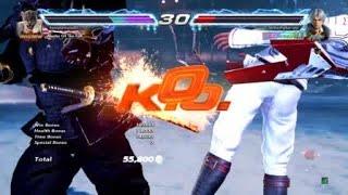 TEKKEN™7   Armor King vs  Lee (Ryujin)