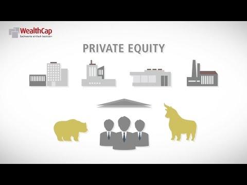 Private Equity: So funktioniert die Sachwertanlage für Privatanleger