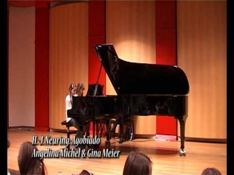 09. Angelina Michel & Gina Meier