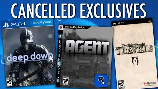 16 Cancelled PlayStation Exclขsives We'll Never Get. (PS4 - PS1, PS Vita, PSP)